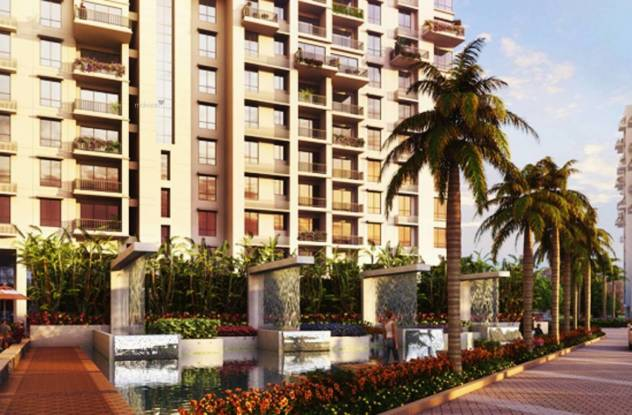1075 sqft, 2 bhk Apartment in Ideal Greens Tollygunge, Kolkata at Rs. 45.6875 Lacs