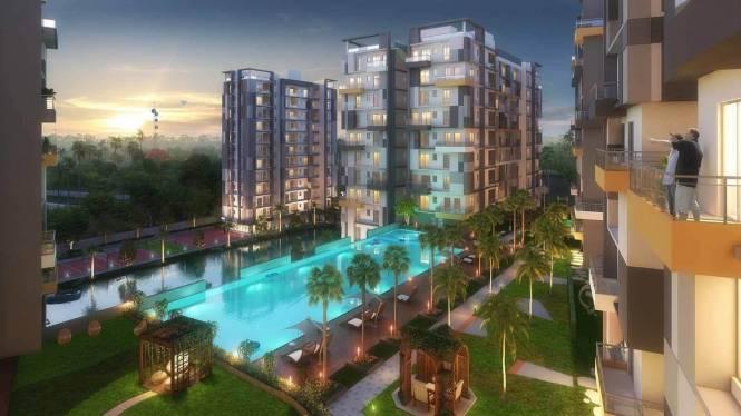 595 sqft, 2 bhk Apartment in Merlin Maximus Sodepur, Kolkata at Rs. 23.1574 Lacs
