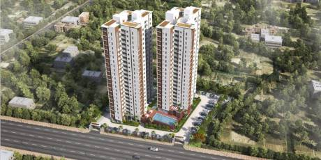 1010 sqft, 2 bhk Apartment in Oswal Orchard 126 Kamarhati on BT Road, Kolkata at Rs. 35.3500 Lacs