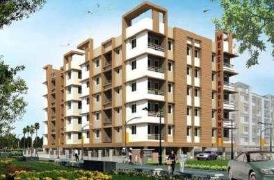 687 sqft, 2 bhk Apartment in Builder MERIT RESIDENCY Durganagar, Kolkata at Rs. 18.2055 Lacs