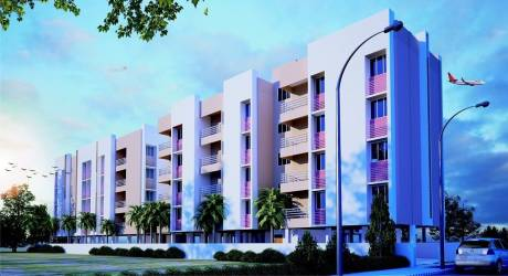 1112 sqft, 3 bhk Apartment in Rohra Galaxy New Town, Kolkata at Rs. 44.4800 Lacs
