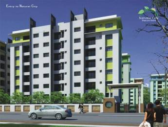 930 sqft, 2 bhk Apartment in Natural City Laketown Lake Town, Kolkata at Rs. 42.0000 Lacs