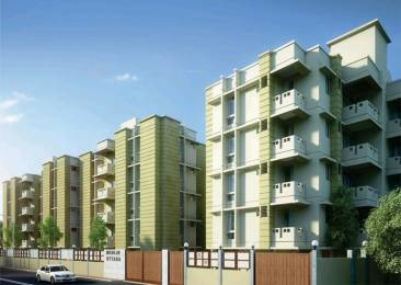 1000 sqft, 2 bhk Apartment in Builder Merlin Uttara Hooghly, Kolkata at Rs. 28.7500 Lacs