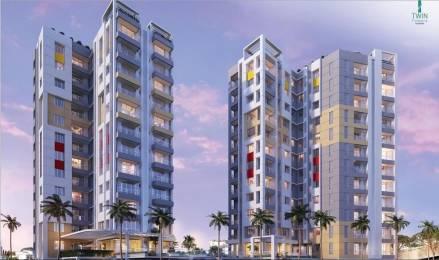1040 sqft, 2 bhk Apartment in Bhawani Twin Towers Howrah, Kolkata at Rs. 53.0400 Lacs