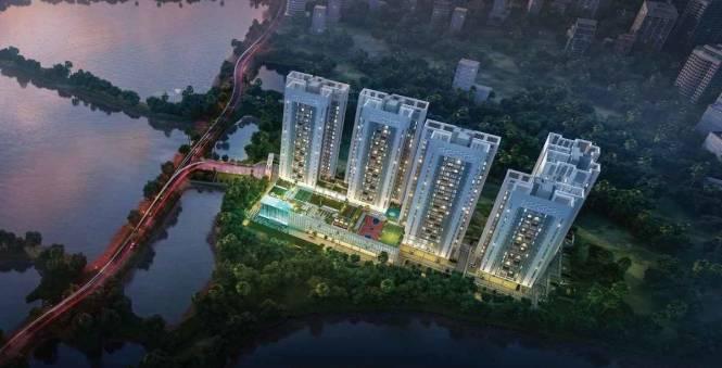 1905 sqft, 3 bhk Apartment in Merlin 5th Avenue Salt Lake City, Kolkata at Rs. 1.0478 Cr