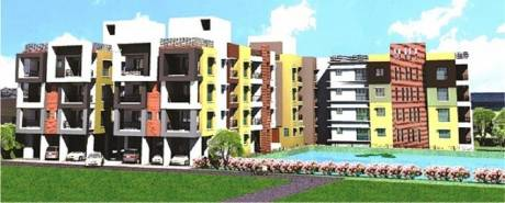 876 sqft, 2 bhk Apartment in Builder SHARADI Chandannagar, Kolkata at Rs. 30.6600 Lacs
