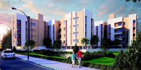 837 sqft, 2 bhk Apartment in Rohra Galaxy New Town, Kolkata at Rs. 33.4800 Lacs