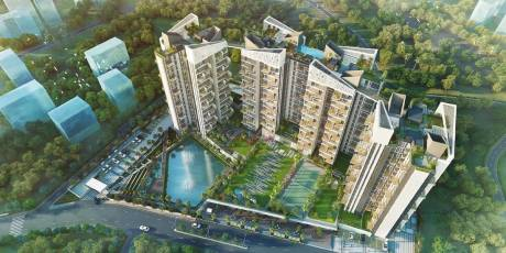 906 sqft, 2 bhk Apartment in Merlin The One Tollygunge, Kolkata at Rs. 49.8300 Lacs