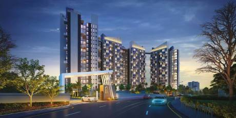 925 sqft, 2 bhk Apartment in Merlin The One Tollygunge, Kolkata at Rs. 50.8750 Lacs