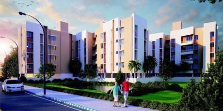 1415 sqft, 3 bhk Apartment in Rohra Galaxy New Town, Kolkata at Rs. 56.6000 Lacs