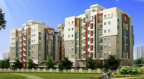 1126 sqft, 2 bhk Apartment in Akchat Laxmi Garden Howrah, Kolkata at Rs. 48.9810 Lacs