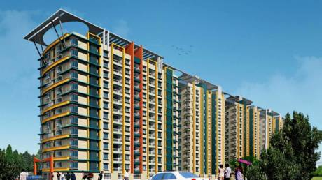 1492 sqft, 3 bhk Apartment in Merlin Warden Lakeview Ultadanga, Kolkata at Rs. 97.0000 Lacs