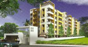 838 sq ft 2 BHK + 2T Apartment in Ames Anupama Heights