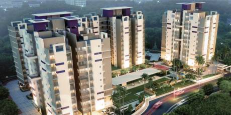 1183 sqft, 3 bhk Apartment in Builder merlin waterfront Howrah, Kolkata at Rs. 53.2300 Lacs