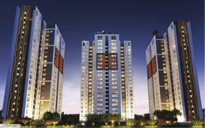 1350 sqft, 3 bhk Apartment in Ambuja Uddipa Dum Dum, Kolkata at Rs. 70.2000 Lacs