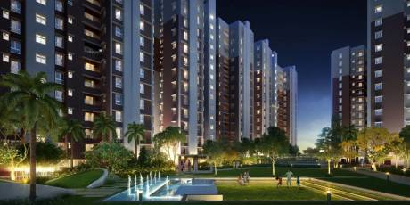 940 sqft, 2 bhk Apartment in Builder DTC Southern Heights D H Road, Kolkata at Rs. 28.0000 Lacs