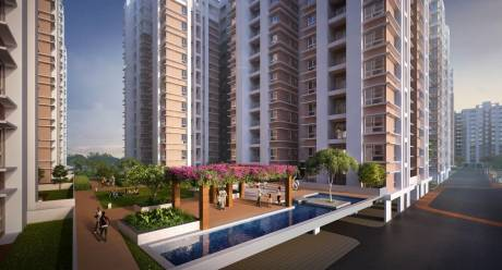 1370 sqft, 3 bhk Apartment in Builder DTC Southrn Heights D H Road, Kolkata at Rs. 46.4430 Lacs
