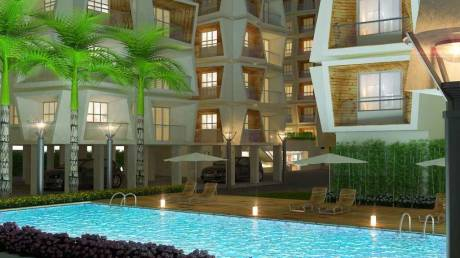 767 sqft, 2 bhk Apartment in Realtech Hijibiji New Town, Kolkata at Rs. 33.3645 Lacs