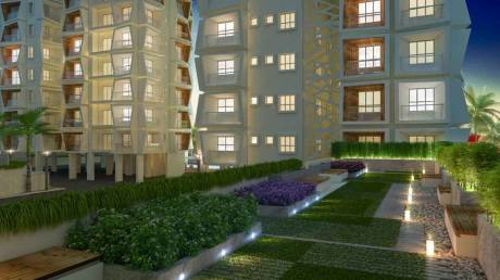778 sqft, 2 bhk Apartment in Realtech Hijibiji New Town, Kolkata at Rs. 33.8430 Lacs
