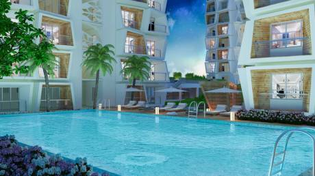 827 sqft, 2 bhk Apartment in Realtech Hijibiji New Town, Kolkata at Rs. 35.9745 Lacs