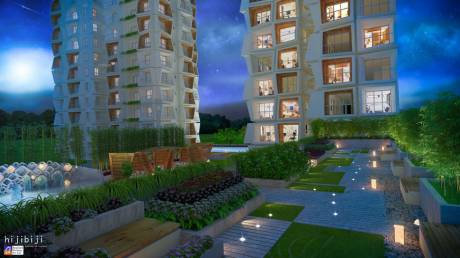 864 sqft, 2 bhk Apartment in Realtech Hijibiji New Town, Kolkata at Rs. 37.5840 Lacs