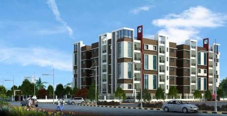 1095 sqft, 3 bhk Apartment in Builder INDRAKSHINEE Baguiati, Kolkata at Rs. 51.4650 Lacs