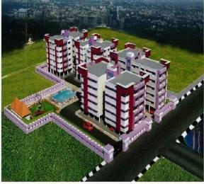 1191 sqft, 2 bhk Apartment in Builder Wonder Land Airport road, Kolkata at Rs. 45.2580 Lacs