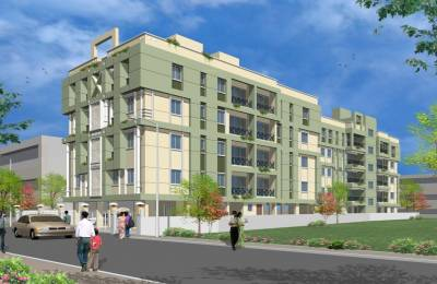 964 sqft, 2 bhk Apartment in Rabindra Dunlop Residency Dum Dum, Kolkata at Rs. 39.5240 Lacs