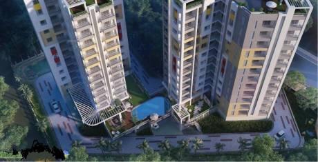 1045 sqft, 2 bhk Apartment in Bhawani Twin Towers Howrah, Kolkata at Rs. 60.7058 Lacs