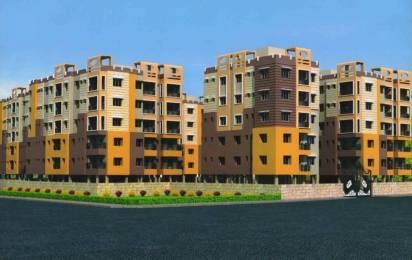 893 sqft, 2 bhk Apartment in Builder MADHU MALANCHA Airport, Kolkata at Rs. 41.2560 Lacs