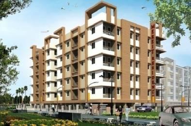 1074 sqft, 3 bhk Apartment in Builder MEREIT RESIDENCY Durganagar, Kolkata at Rs. 28.4610 Lacs