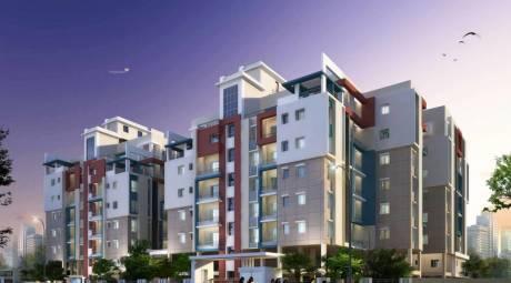 1409 sqft, 3 bhk Apartment in GHG Developers Akchat Laxmi Garden Howrah, Kolkata at Rs. 61.6438 Lacs