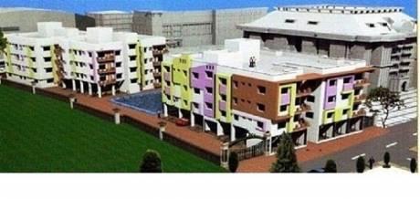 1358 sqft, 3 bhk Apartment in SK Builders And Developers Kumar Aangan Uttarpara Kotrung, Kolkata at Rs. 35.3080 Lacs