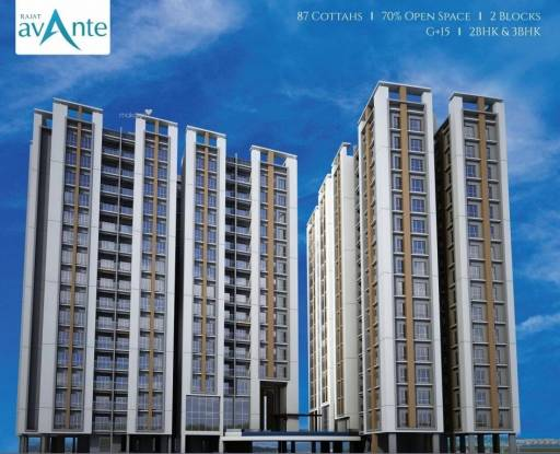 930 sqft, 3 bhk Apartment in Rajat Avante Joka, Kolkata at Rs. 32.8755 Lacs