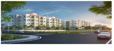 566 sqft, 1 bhk Apartment in Eden Tolly Cascades Joka, Kolkata at Rs. 16.4140 Lacs