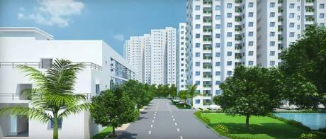 830 sqft, 2 bhk Apartment in Godrej Prakriti Sodepur, Kolkata at Rs. 34.0100 Lacs