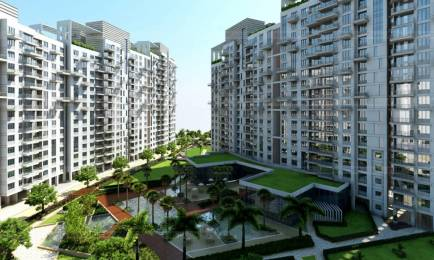 1356 sqft, 2 bhk Apartment in Ideal Ideal Greens Tollygunge, Kolkata at Rs. 59.0538 Lacs