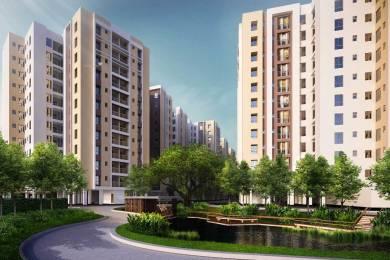 823 sqft, 2 bhk Apartment in PS Group and Srijan Realty Srijan Eternis Madhyamgram, Kolkata at Rs. 29.6467 Lacs