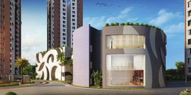 1187 sqft, 2 bhk Apartment in Diamond City South Tollygunge, Kolkata at Rs. 82.0000 Lacs