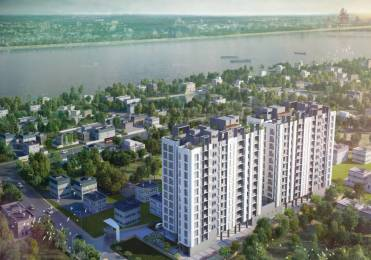 802 sqft, 2 bhk Apartment in Builder Merlin Gangotri Konnagar, Kolkata at Rs. 24.6936 Lacs