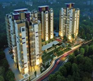 1408 sqft, 3 bhk Apartment in Builder merlin waterfront Howrah, Kolkata at Rs. 66.1760 Lacs