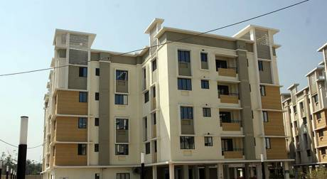 1160 sqft, 2 bhk Apartment in Builder Siddha Town Madhyamgram Barasat, Kolkata at Rs. 33.0600 Lacs