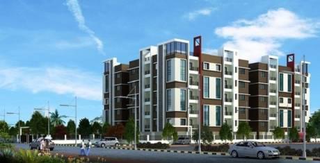 1259 sqft, 3 bhk Apartment in Aatreyee Indrakshinee Dum Dum, Kolkata at Rs. 59.1730 Lacs