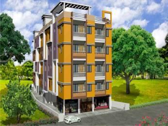 1270 sqft, 3 bhk Apartment in Builder Sarat Abasan Hooghly, Kolkata at Rs. 36.1950 Lacs