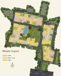 874 sqft, 2 bhk Apartment in Diamond Navita Madhyamgram, Kolkata at Rs. 27.3649 Lacs