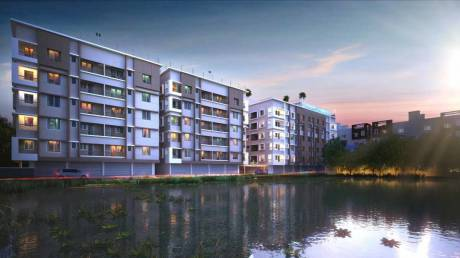 561 sqft, 1 bhk Apartment in Builder BSM ENCLAVE Bangur, Kolkata at Rs. 29.1720 Lacs