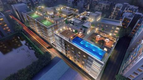 559 sqft, 1 bhk Apartment in Builder BSM ENCLAVE Bangur, Kolkata at Rs. 29.0680 Lacs