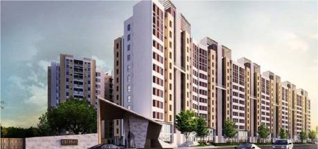823 sqft, 2 bhk Apartment in Srijan Eternis Madhyamgram, Kolkata at Rs. 25.7764 Lacs