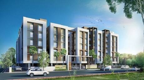 1170 sqft, 2 bhk Apartment in Nirman Greens Rajarhat, Kolkata at Rs. 47.9700 Lacs