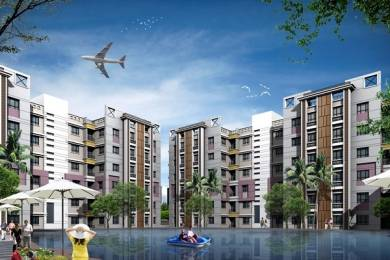 904 sqft, 3 bhk Apartment in Builder SD AQUA VIEW Airport, Kolkata at Rs. 30.7360 Lacs